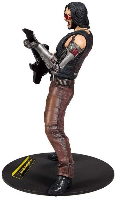 CYBERPUNK 2077 - Johnny Silverhand - Figurine cote