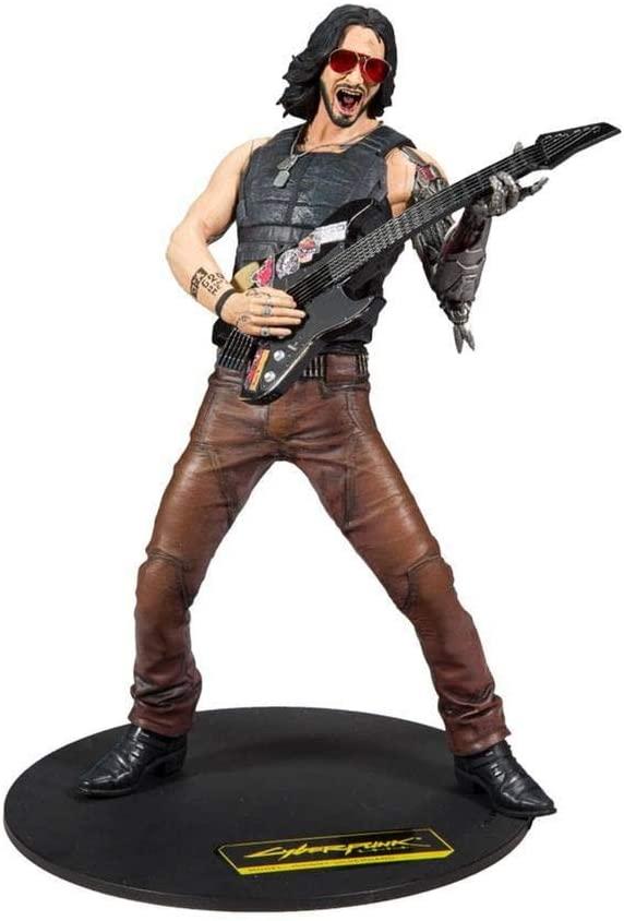 CYBERPUNK 2077 - Johnny Silverhand - Figurine