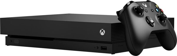 Console Xbox One X 1TB, 4K Gaming, face