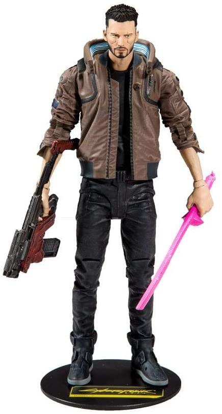 Cyberpunk 2077 Figurine Male V
