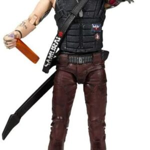 McFarlane Cyberpunk 2077 Figurine Johnny Silverhand