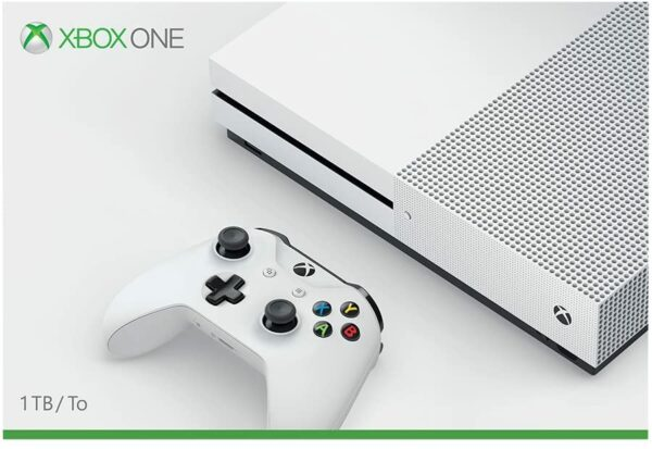 Pack Xbox One S 1 To emballage