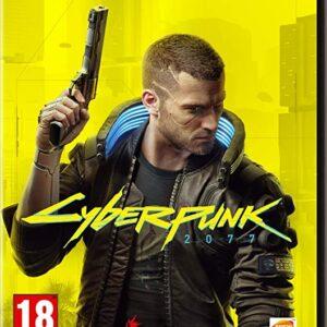 jeu PC cyber punk 2077