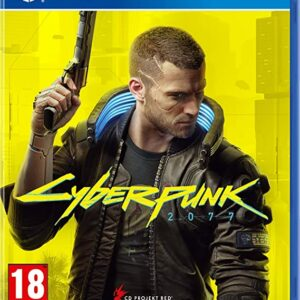 jeu PS4 cyber punk